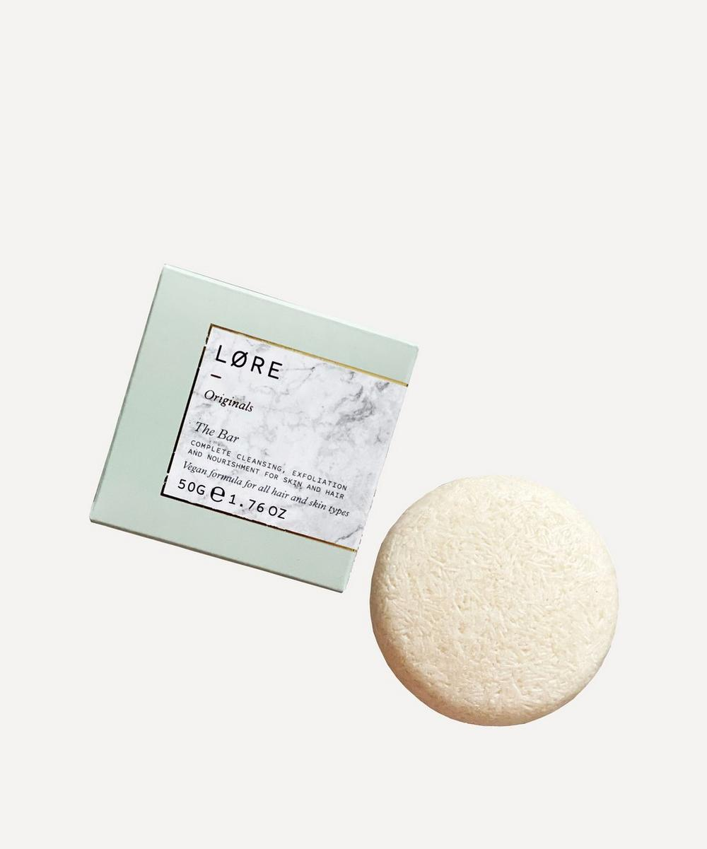 Løre Originals - The Bar Vegan Shampoo & Body Wash 50g