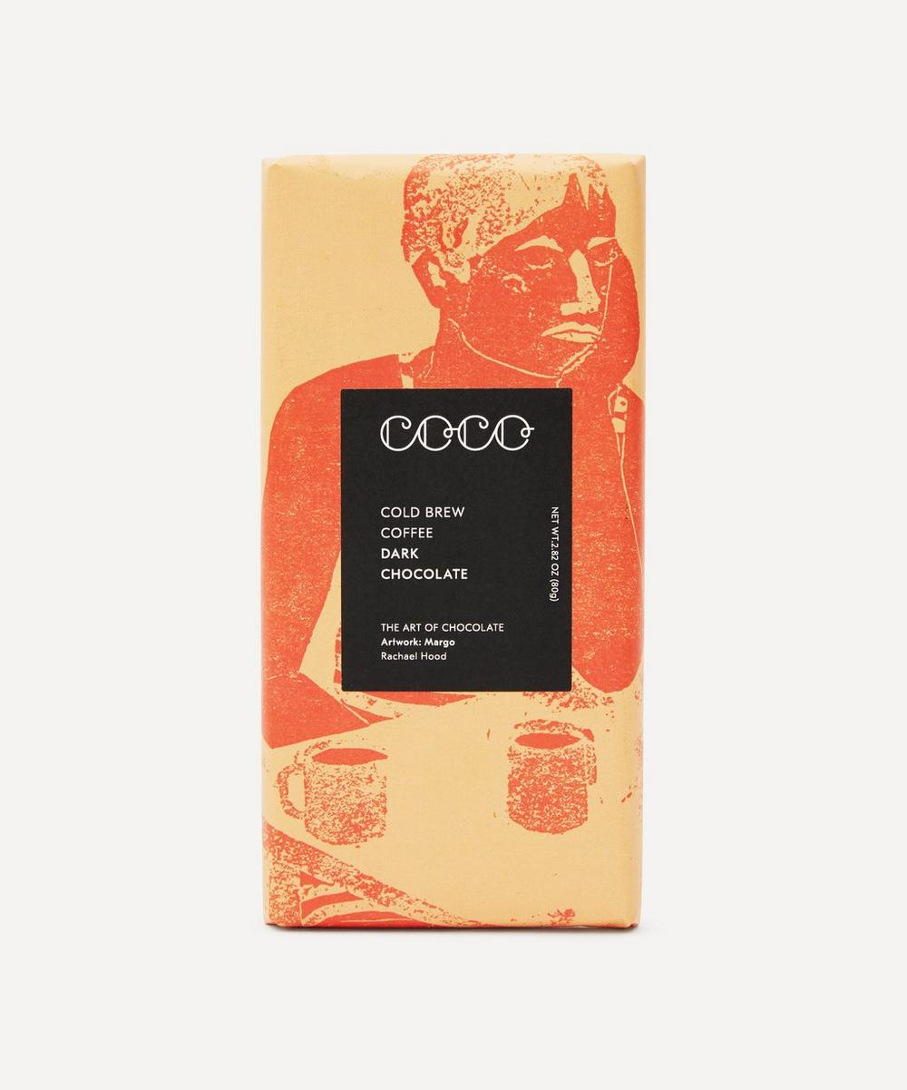 Coco Chocolatier - Cold Brew Coffee Chocolate Bar 80g