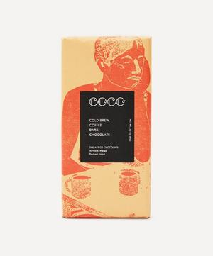 Cold Brew Coffee Chocolate Bar 80g