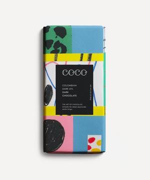Dark Colombian Chocolate Bar 80g