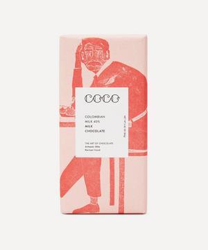 Milk Colombian Chocolate Bar 80g
