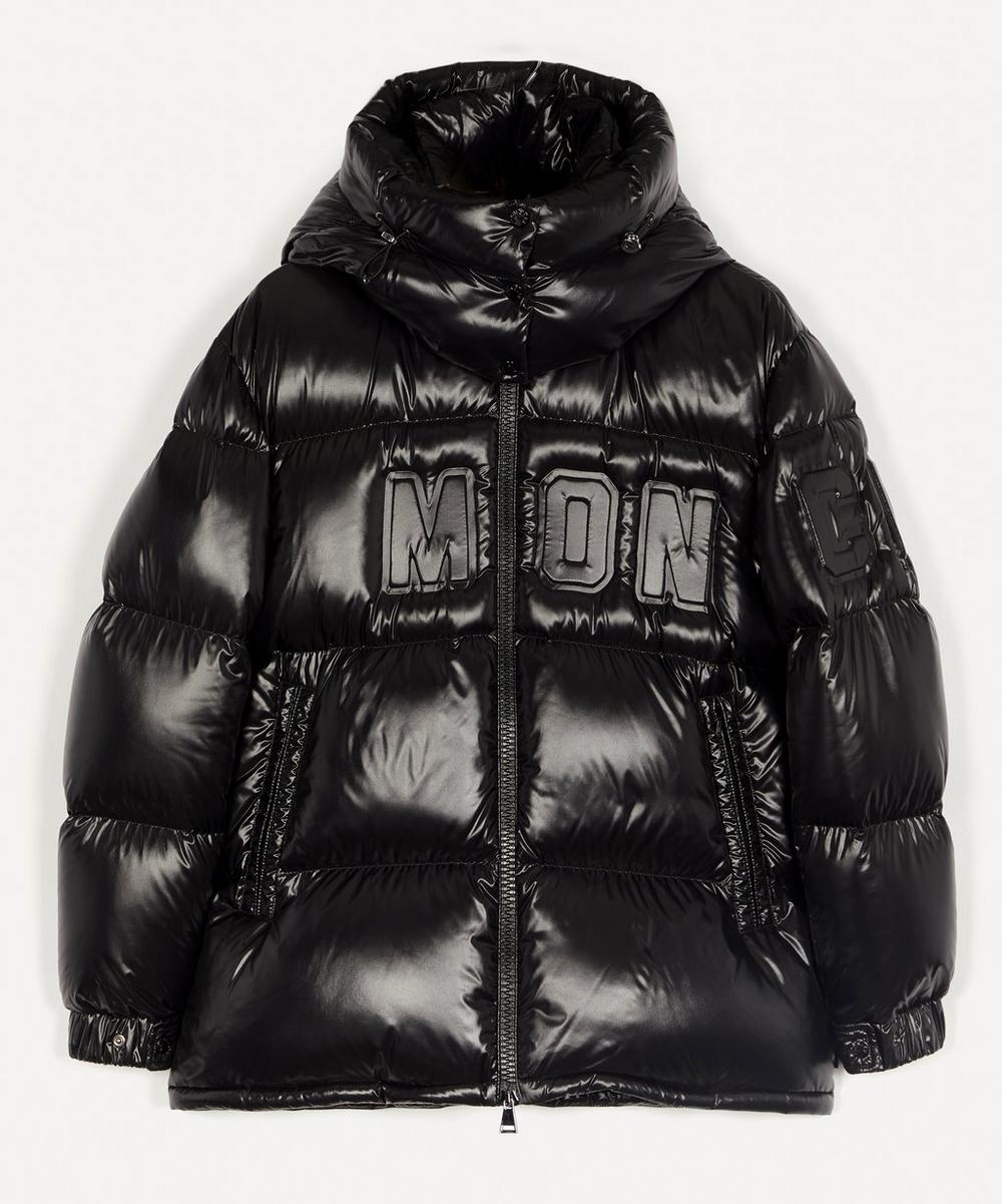 Moncler - Guernic Laquer Hooded Down Coat