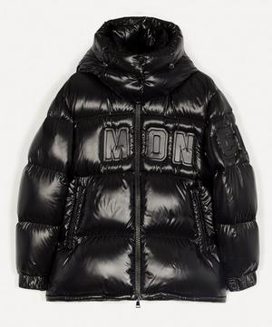 Guernic Laquer Hooded Down Coat