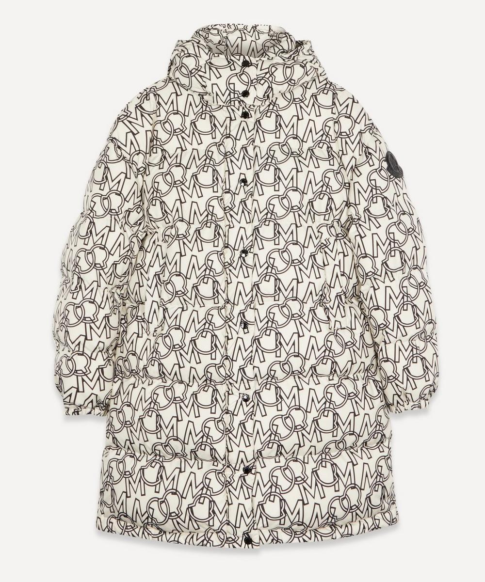 Moncler - Gaou Printed Down Jacket