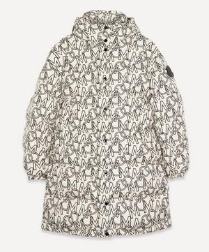 Gaou Printed Down Jacket