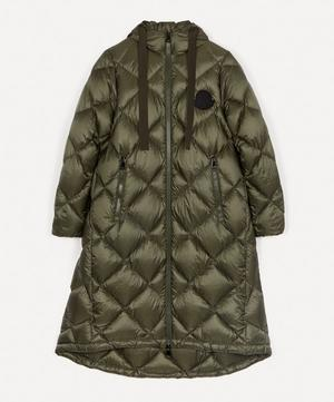 Duroc Long Quilted Down Jacket