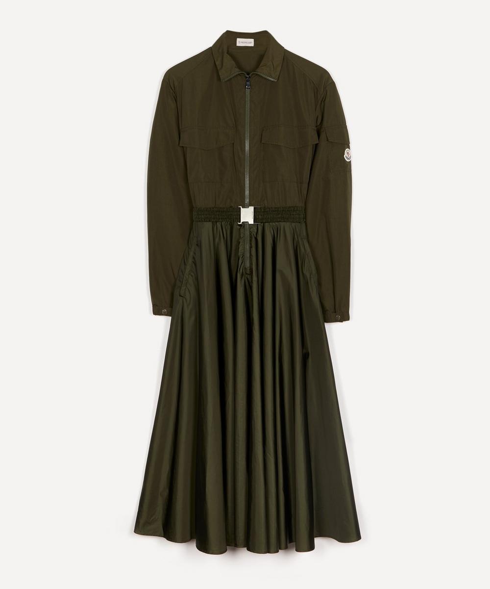 Moncler - Technical Shirt Dress