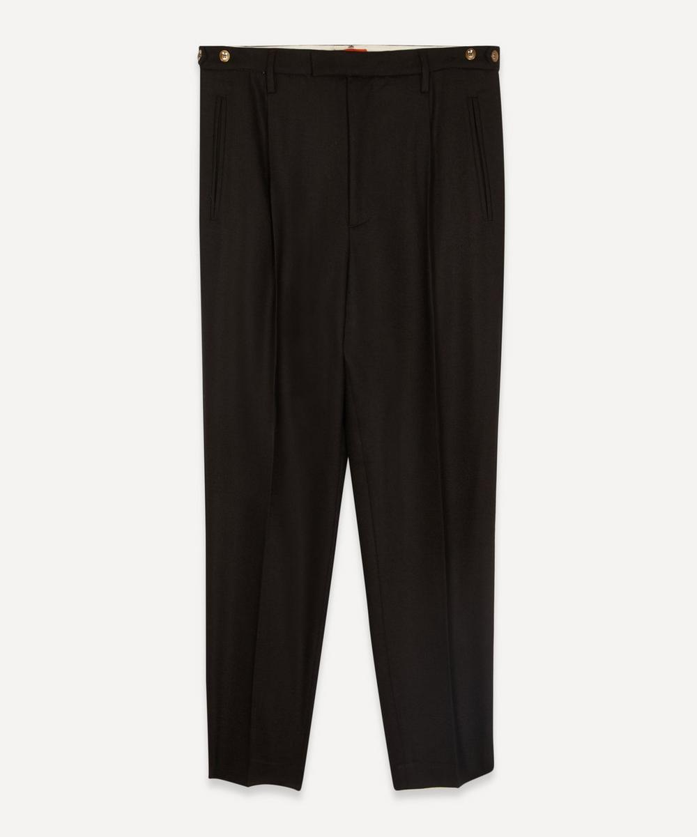 Barena - Masco Pleated Tapered Trousers