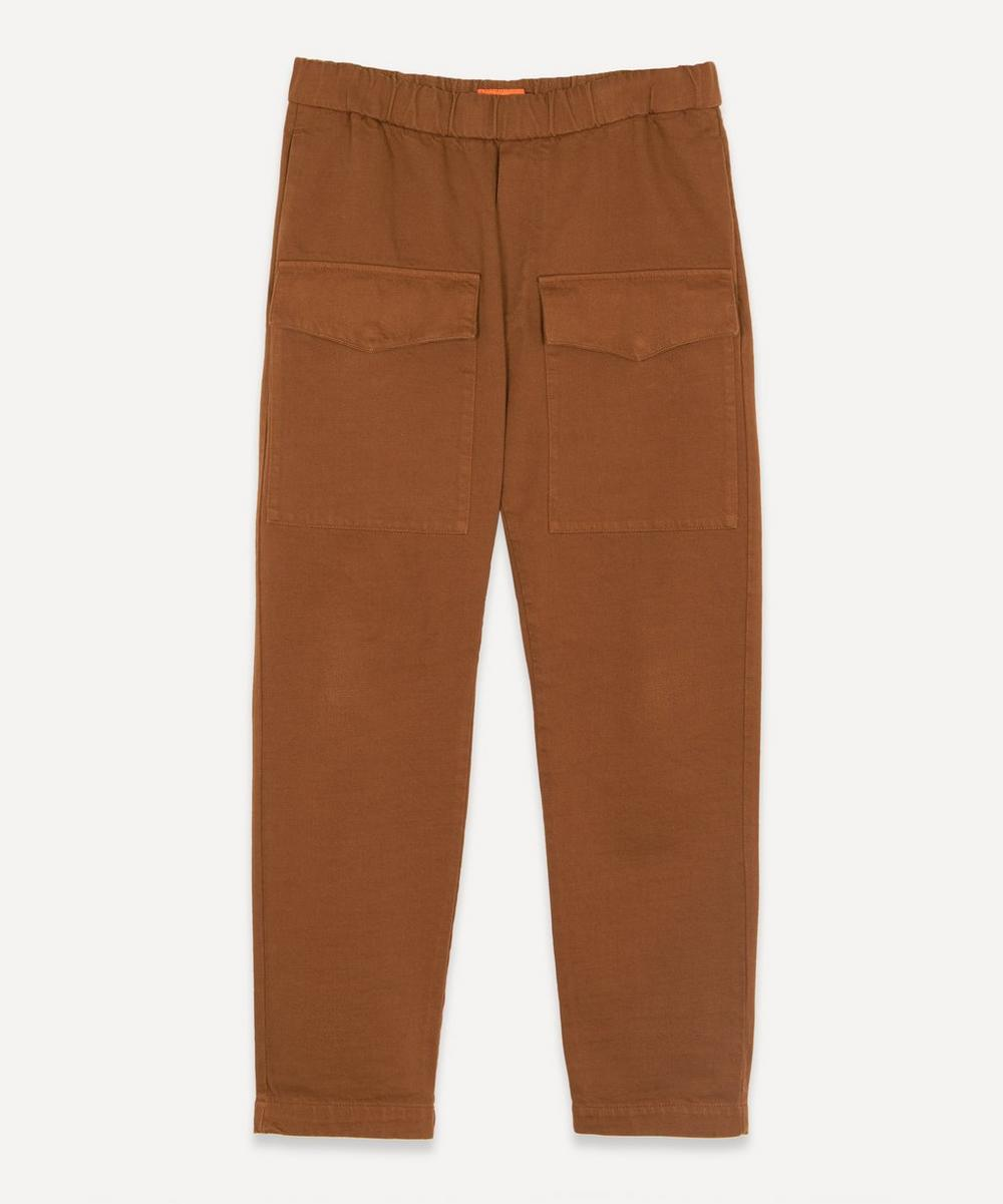 Barena - Riafondo Flap Pocket Trousers