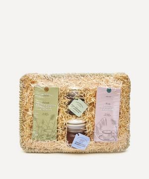 Biscuits and Preserves Wicker Tray 412g