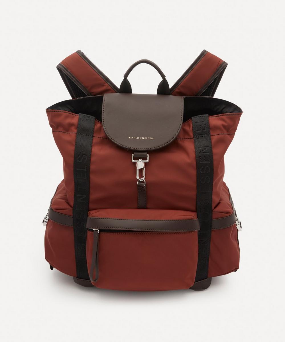 WANT Les Essentiels de la Vie - Avalon Italian Nylon Backpack