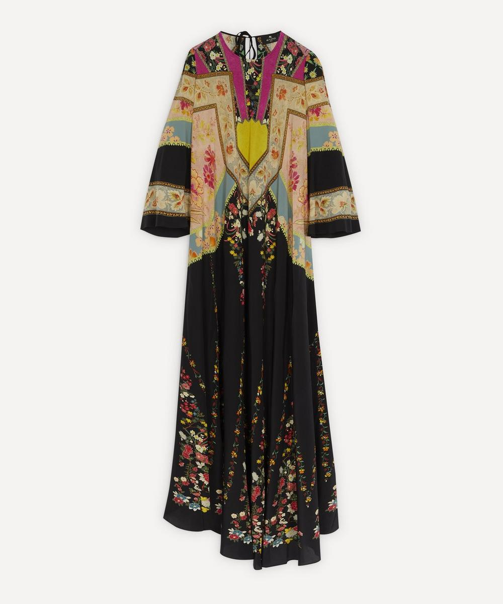 Etro - Printed Kaftan Dress