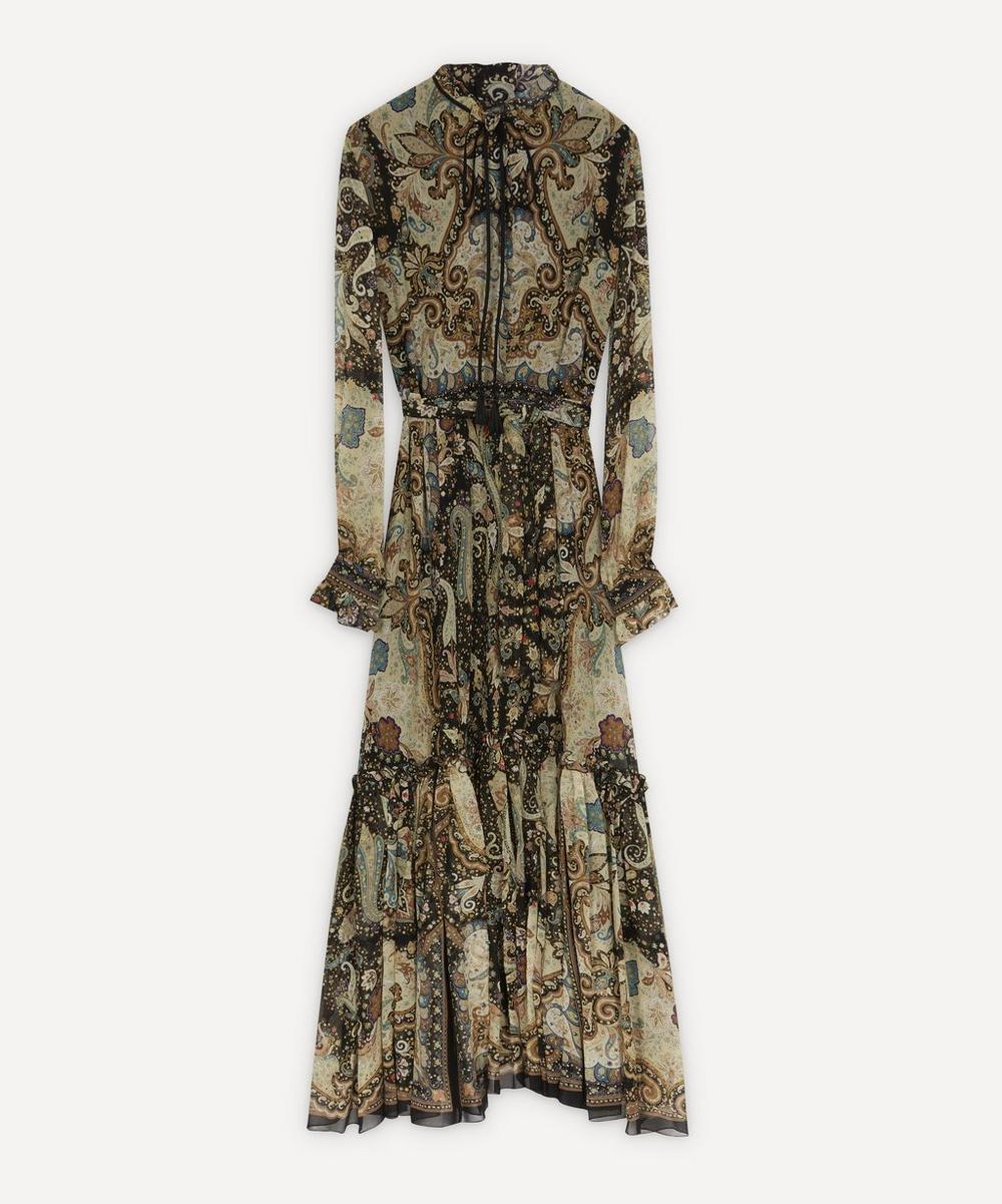 Etro - Tiered Printed Dress