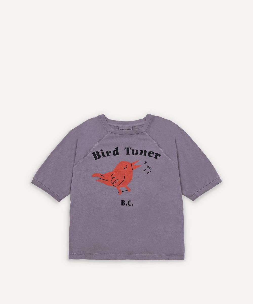 Bobo Choses - Bird Tuner T-Shirt 2-8 Years image number 0
