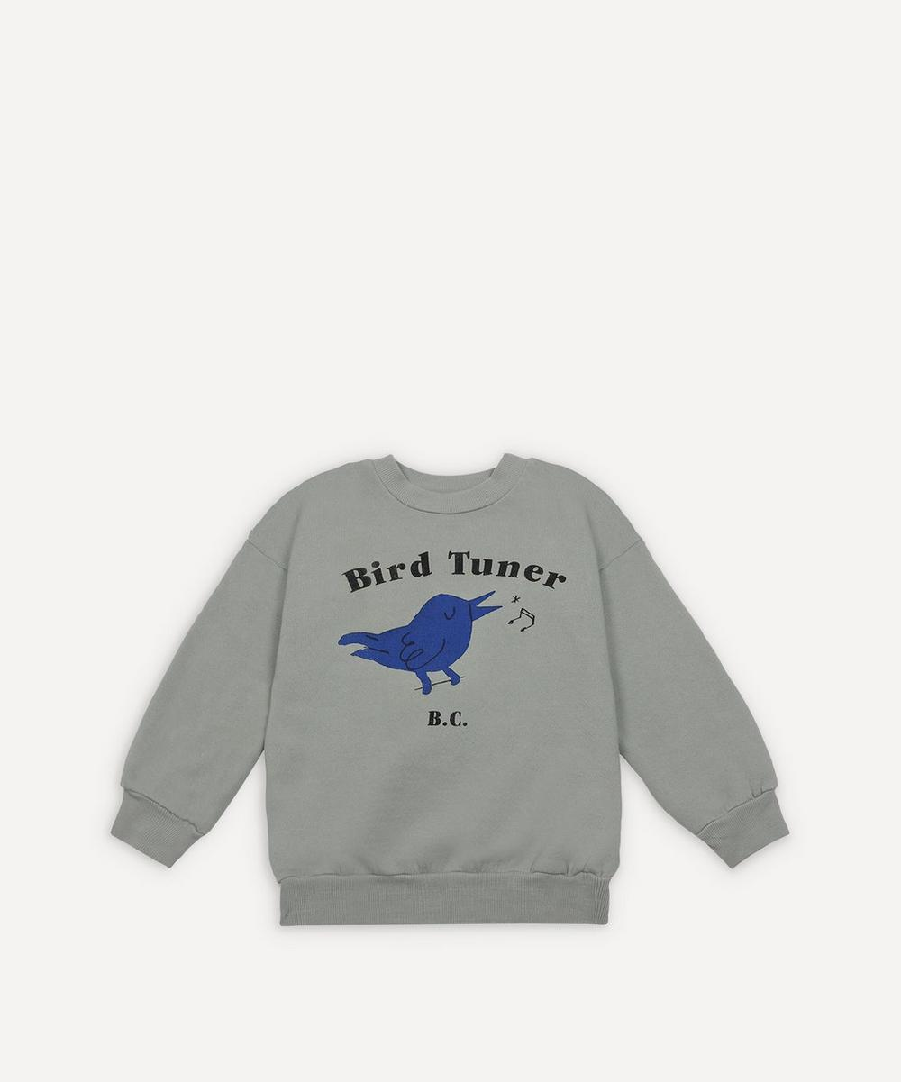 Bobo Choses - Bird Tuner Sweatshirt 2-8 Years