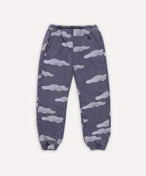 All Over Clouds Jogging Pants 2-8 Years
