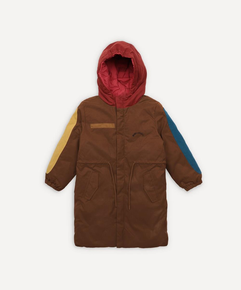 Bobo Choses - Reversible Bobo Choses All Over Parka 2-8 Years image number 0