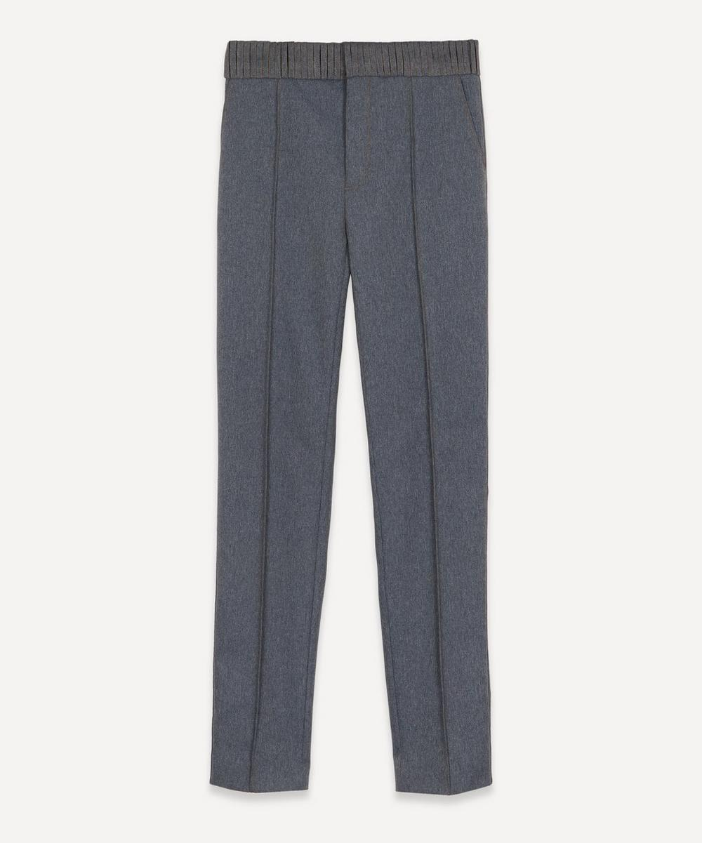Y/PROJECT - Multi-Loop Tailored Trousers