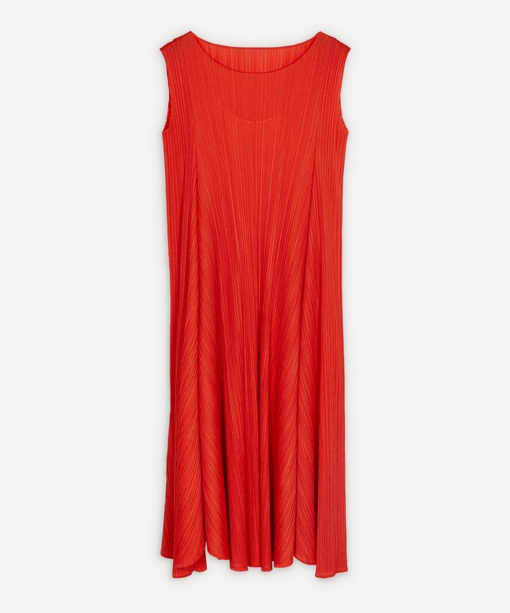 Pleats Please Issey Miyake - Sleeveless A-Line Dress