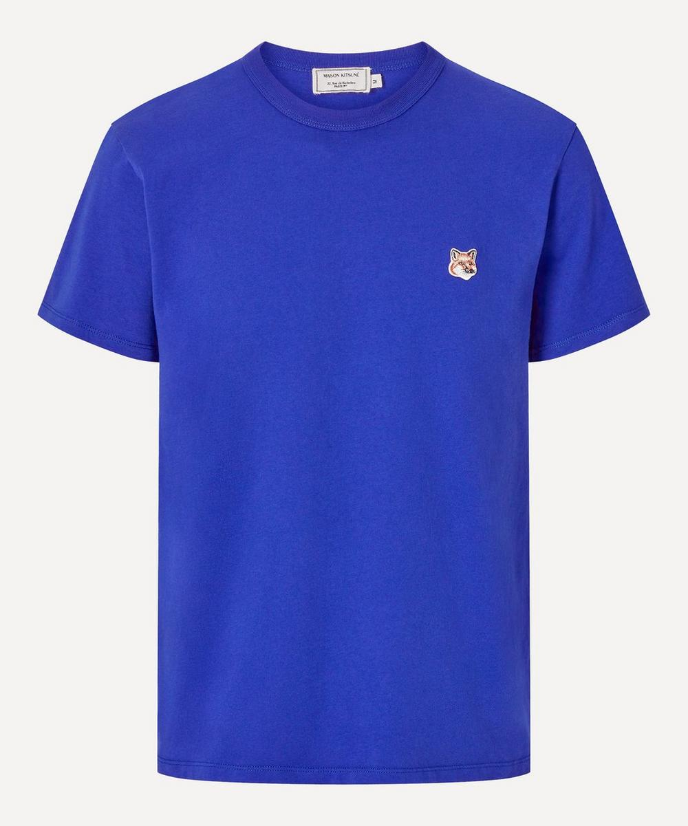 Maison Kitsuné - Fox Head Patch T-Shirt