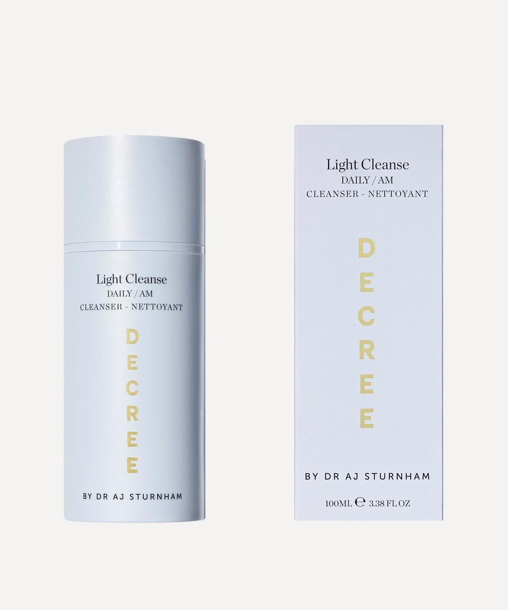 Decree - Light Cleanse 100ml