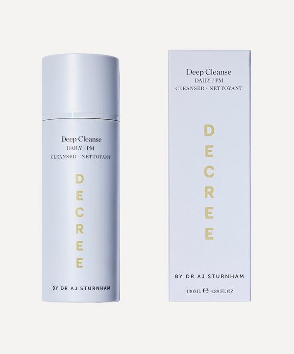 Decree - Deep Cleanse 130ml