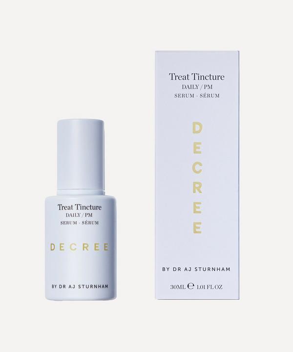 Decree - Treat Tincture 30ml