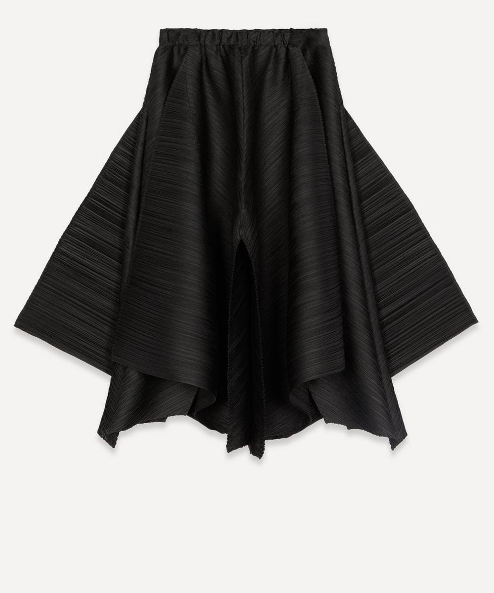 Pleats Please Issey Miyake - A-Line Trousers