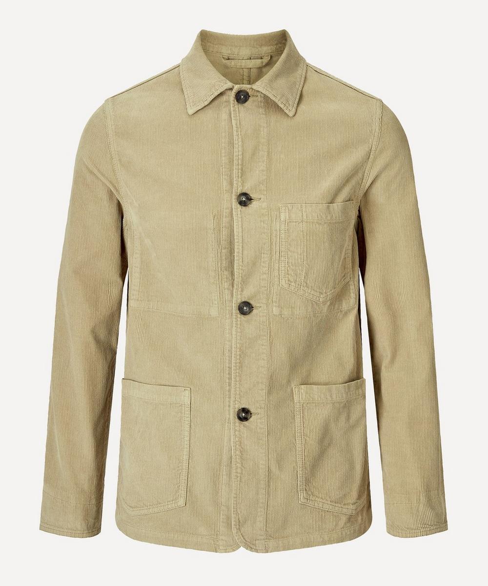 Officine Générale - Corduroy Chore Jacket