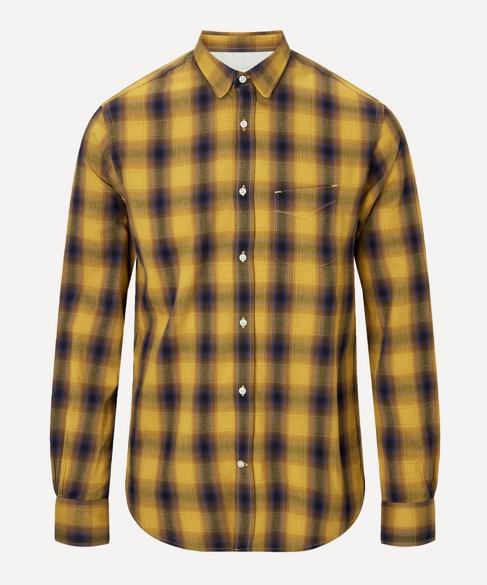 Officine Générale - Lipp Stitch Japanese Brushed Cotton Shirt