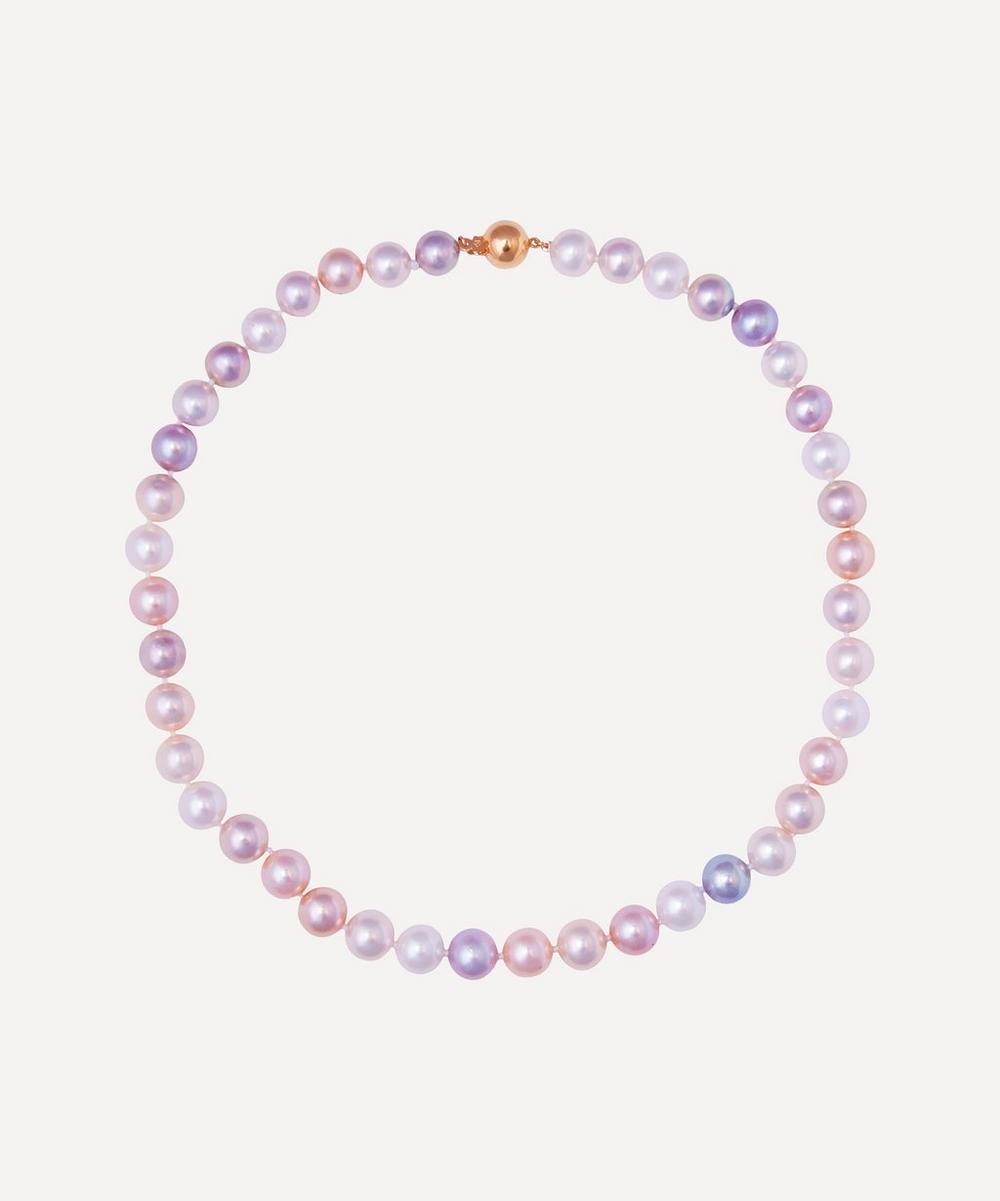 Kojis - Multicoloured Pearl Necklace