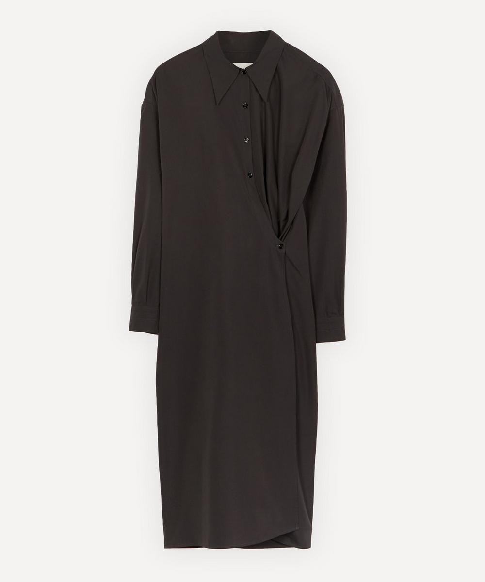 Lemaire - Twisted Shirt Dress