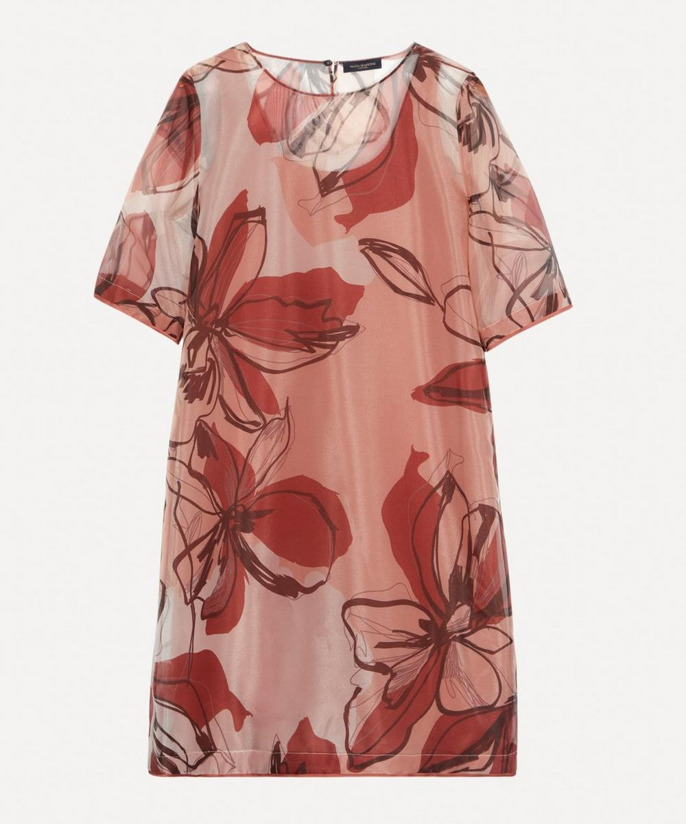 Piazza Sempione - Floral Organza Dress