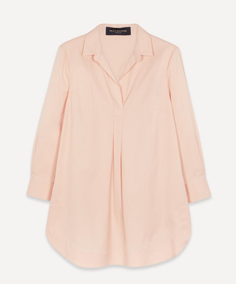 Piazza Sempione - Classic Cotton Shirt