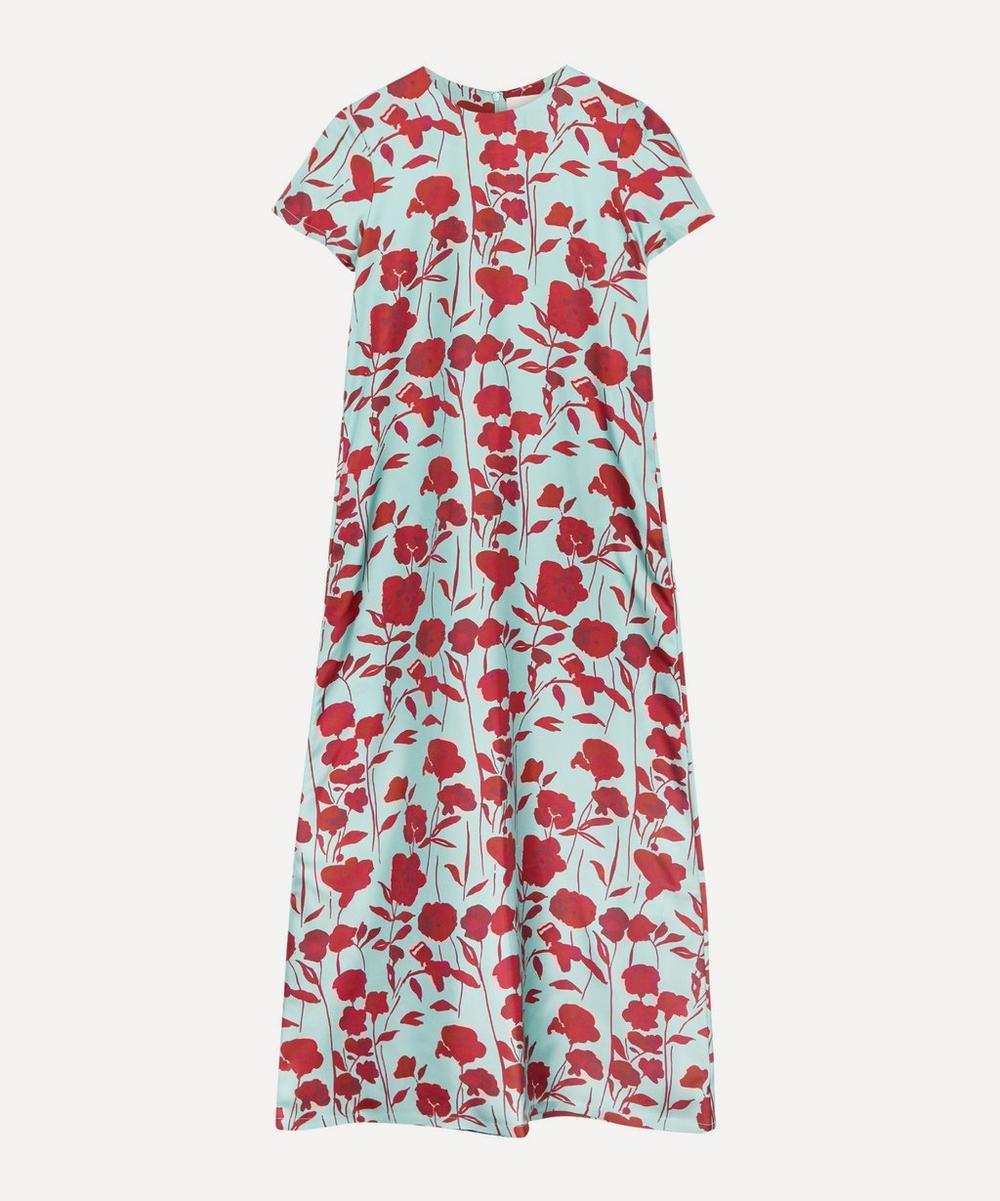 La DoubleJ - Silk Swing Dress