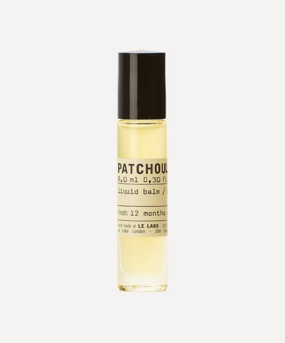Le Labo - Patchouli 24 Liquid Balm Perfume 9ml