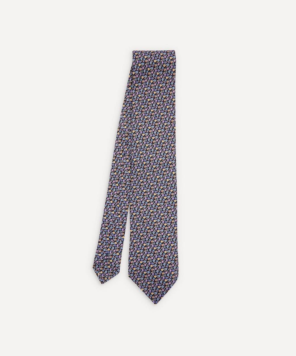 Liberty - Bosley Printed Silk Tie