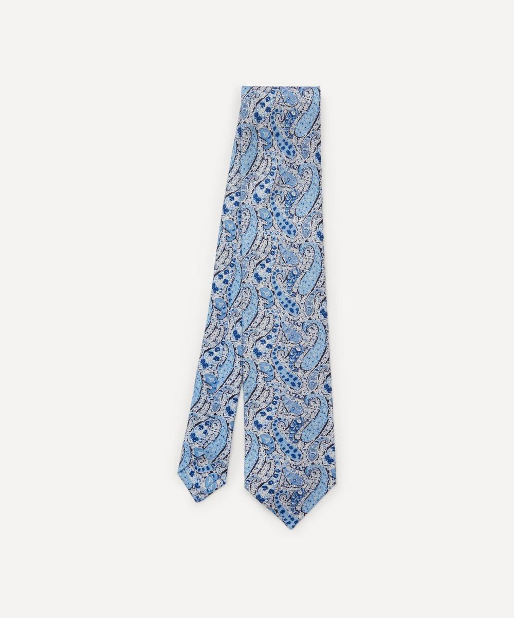 Liberty - Timbersbrook Printed Silk Tie