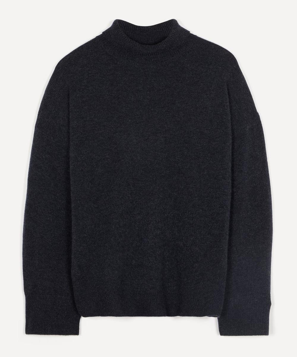 Le Kasha - Roll-Neck Oversized Cashmere Knit