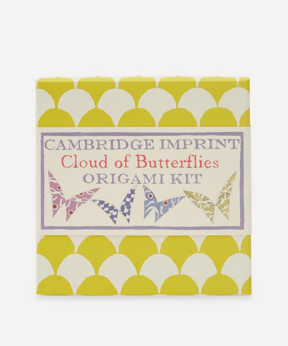 Cambridge Imprint - Origami Cloud of Butterflies Kit