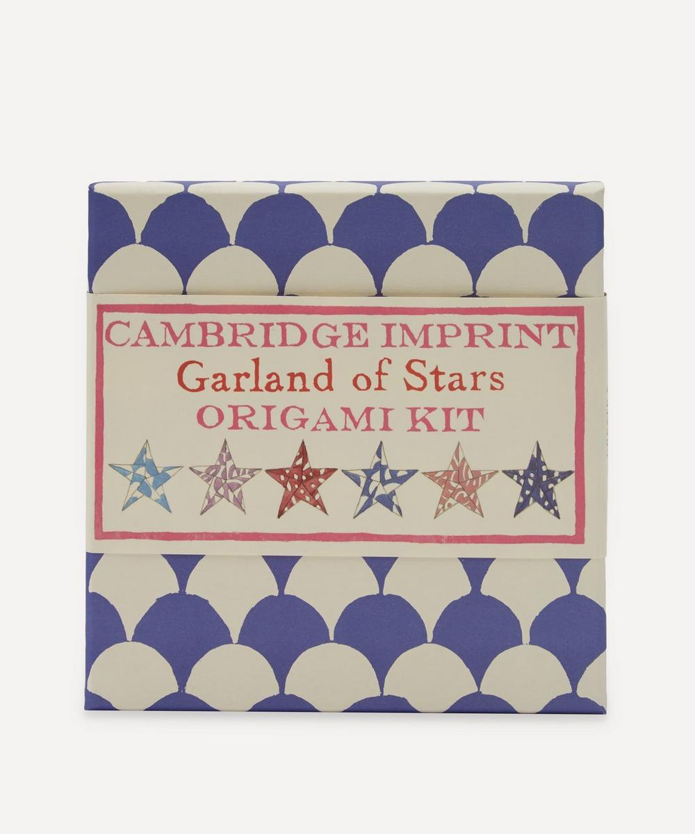 Cambridge Imprint - Origami Garland of Stars Kit