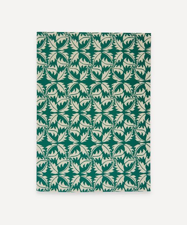 Cambridge Imprint - A3 Dandelion Bottle Green Scrapbook