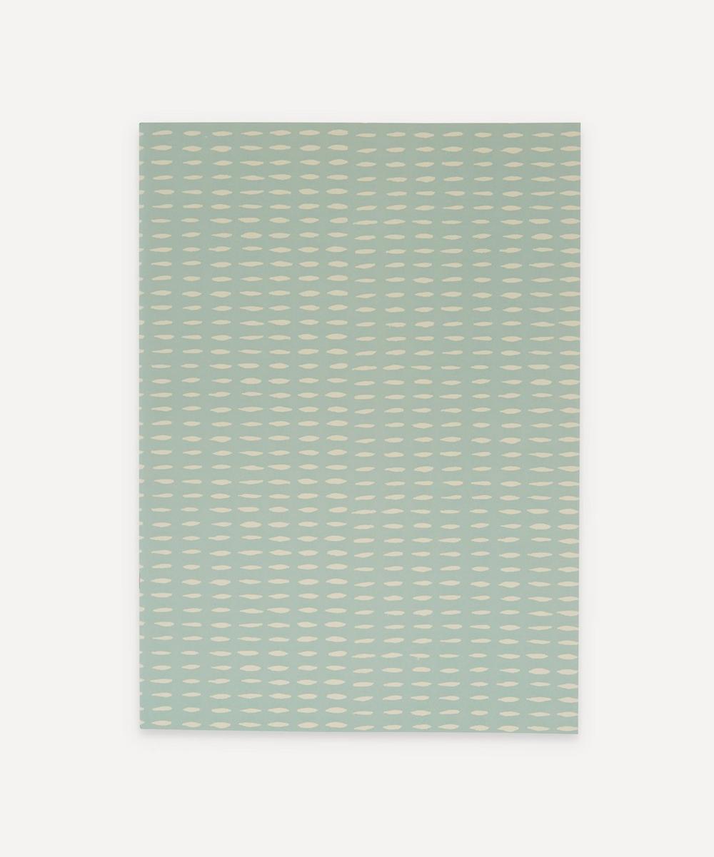 Cambridge Imprint - A3 Seed Aquamarine Scrapbook