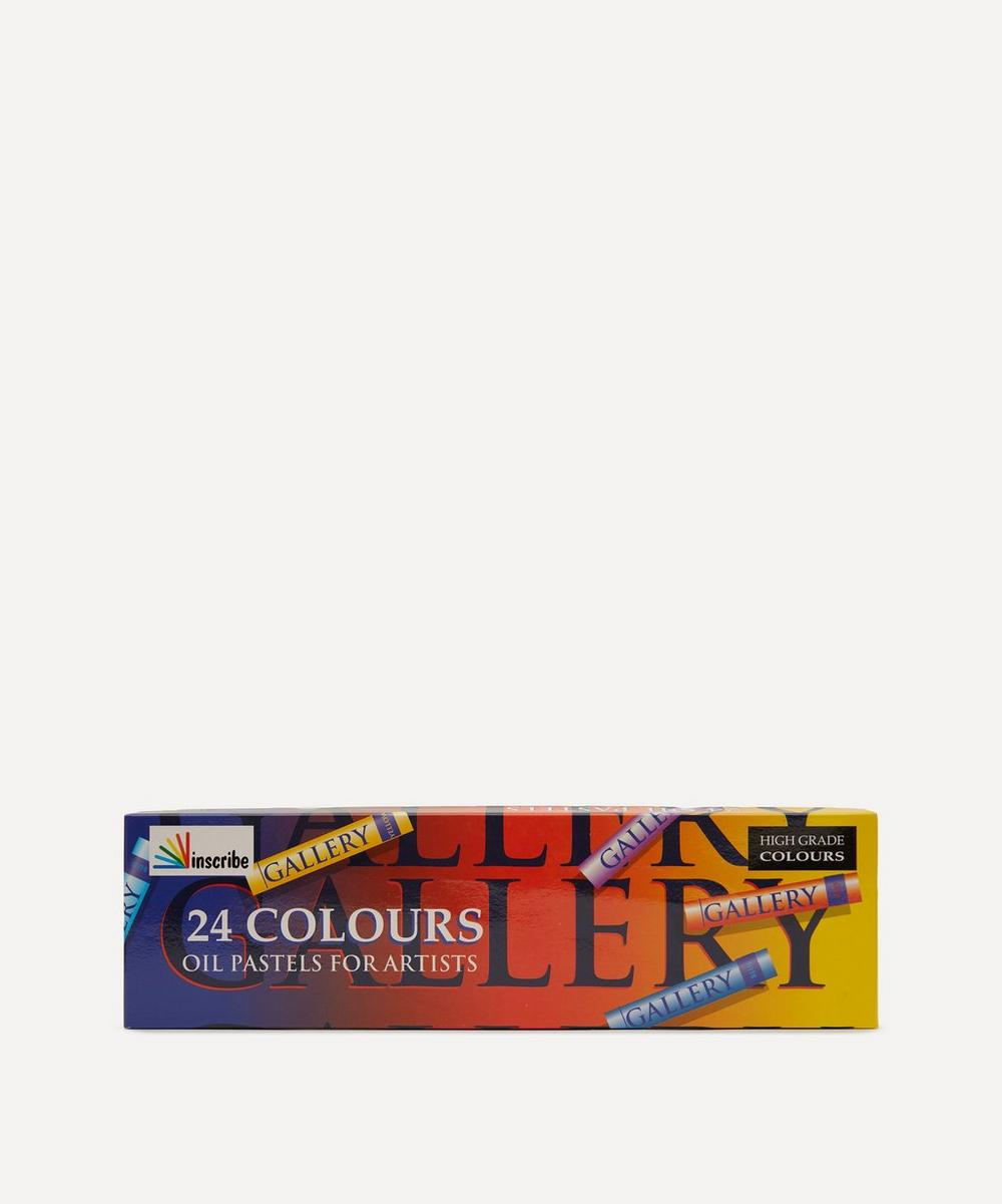 Inscribe - Oil Pastels Set of 24