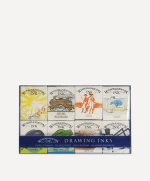 William Collection Drawing Inks Pack of 8