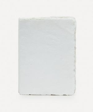 Cotton Rag Paper Notebook
