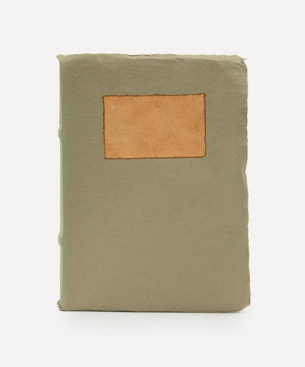 Lamali - Large Biblio Notebook