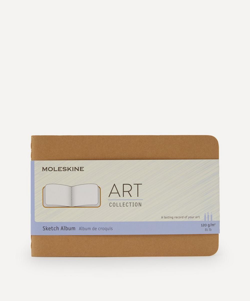 Moleskine - Art Kraft Pocket Sketchbook