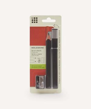 Black Pencil Set