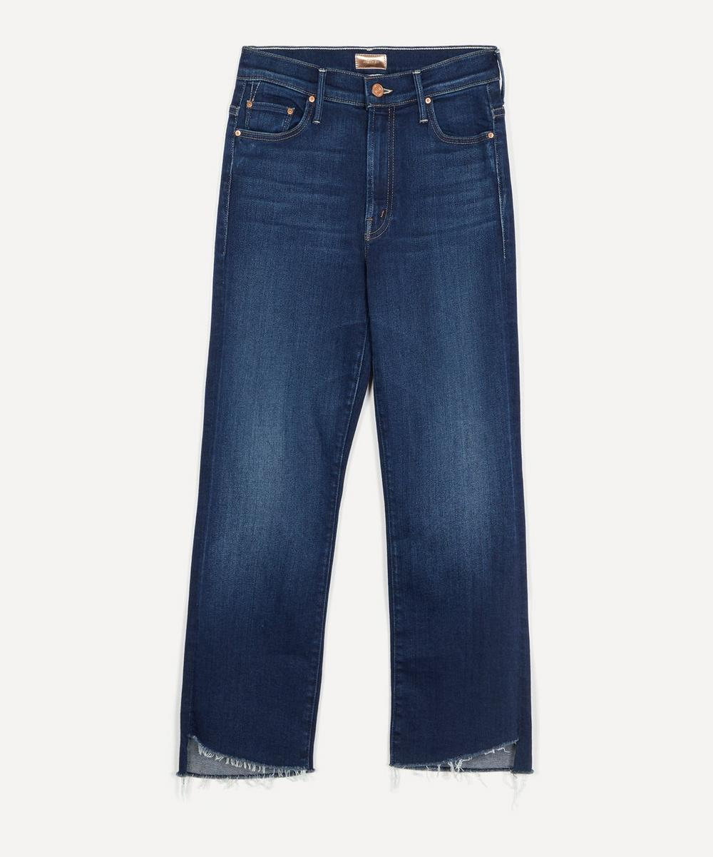 Mother - The Insider Crop Kick Flare Jeans